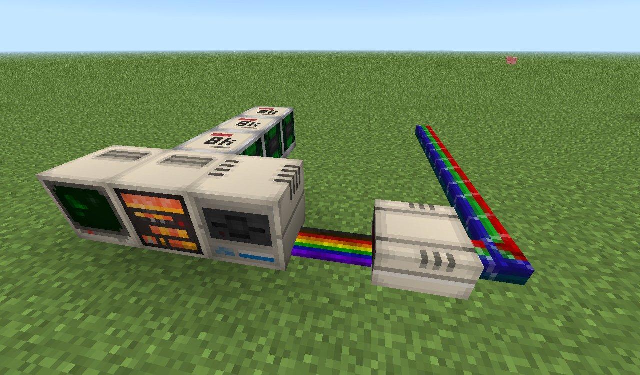 Game Genus 6502 Emulator In Minecraft Runs Forth