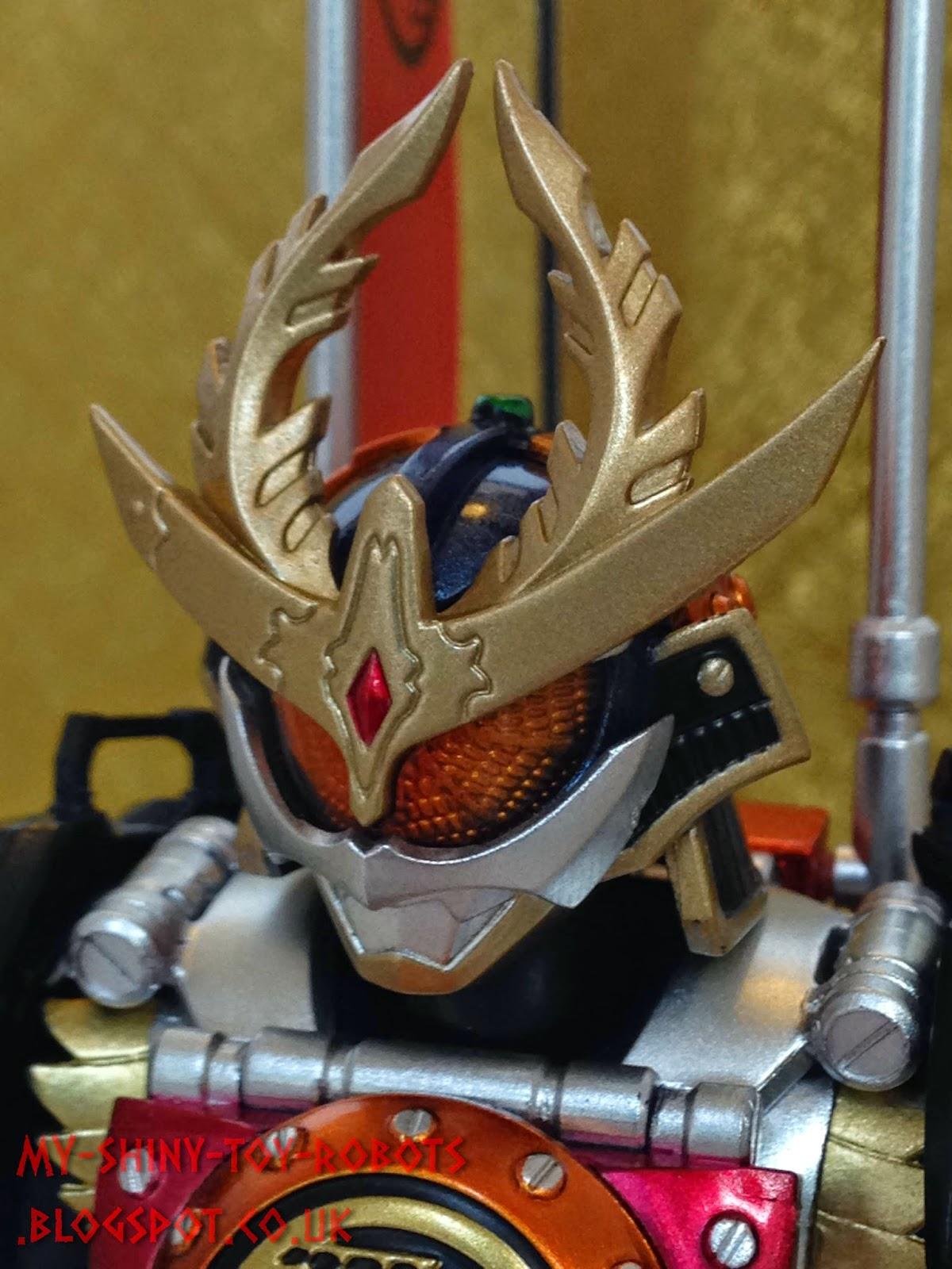 S.H. Figuarts Kamen Rider Gaim Kachidoki Arms