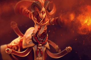 Lina - Divine Flame