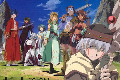 Informasi dan Sinopsis Anime .Hack//Sign