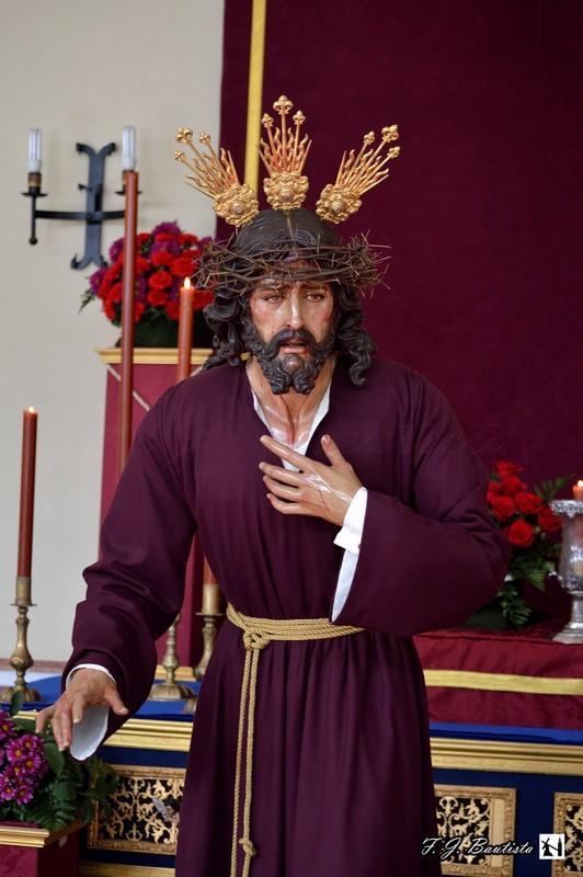 Resultado de imagen de Via Crucis Señor del Amor (San Jerónimo). Sevilla
