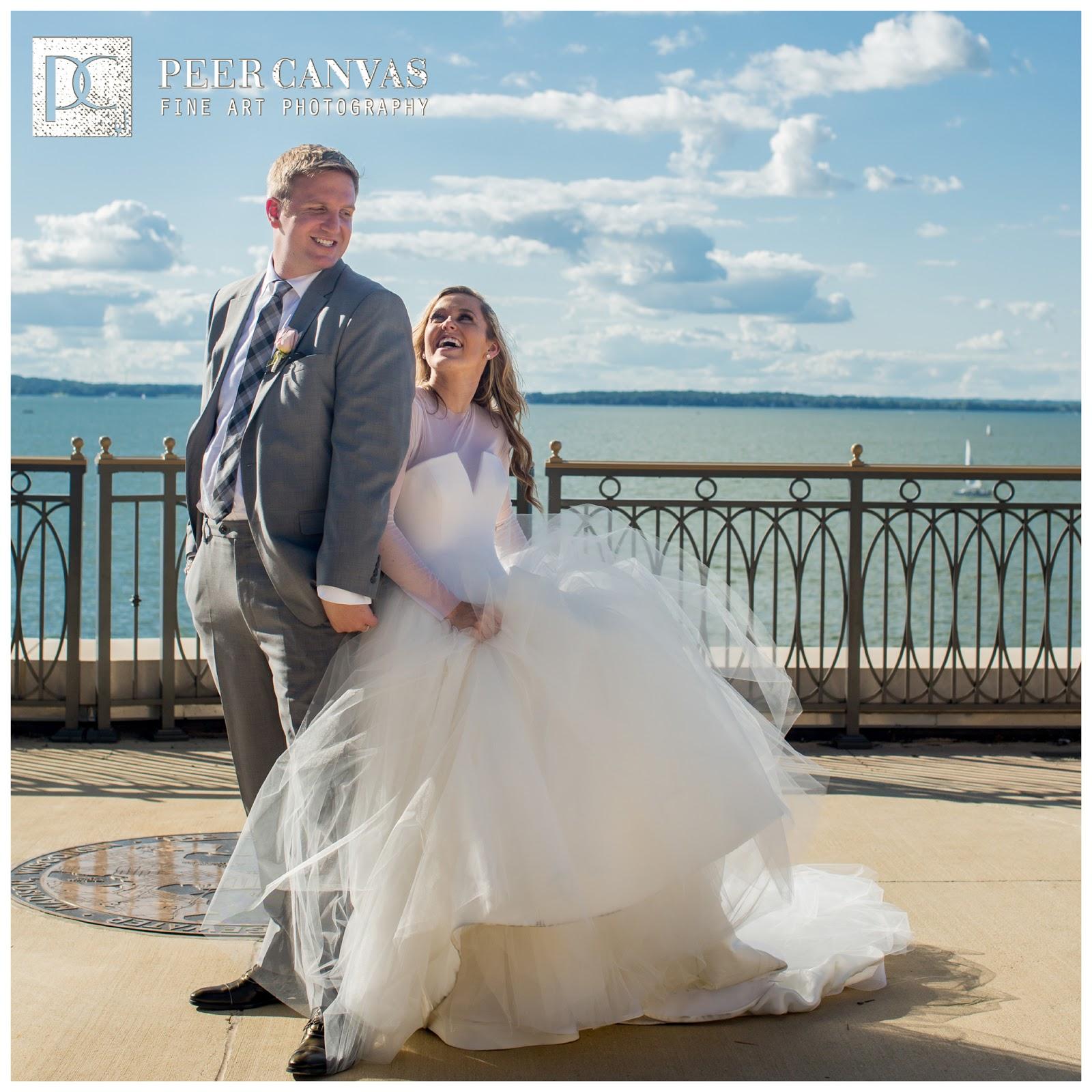 Downtown Madison Wedding Bishops Bay | Alisha + Jordan by Peer ...