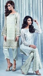 Annus Abrar Pastelé Romance Eid Collection 2016-17