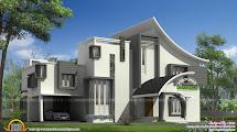 Ultra Modern Luxury Home In Kerala - Design
