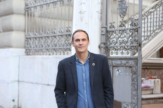 Yiannis Dalmas - thecolumnistgr