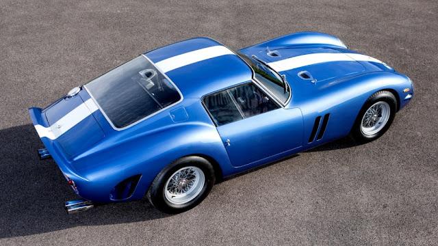 Ferrari 250 GTO 1962 - Compitió en Le Mans