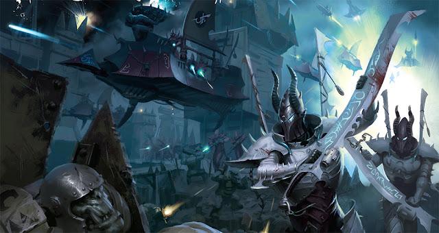 personajes en 8 edición de Warhammer 40.000