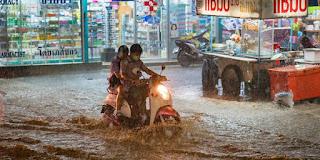 Cara Mudah Merawat Motor Saat Musim Hujan Pengalaman Sendiri