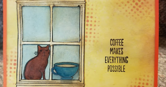 Primitive Coffee Card