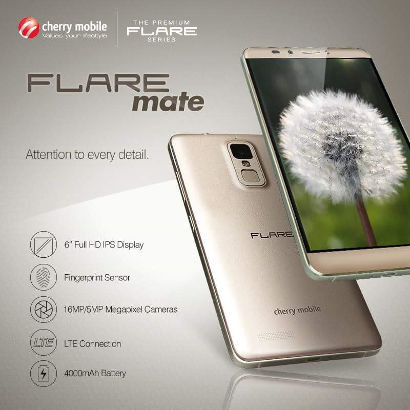 Cherry Mobile Flare Mate
