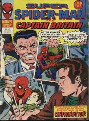 Super Spider-Man and Captain Britain #247