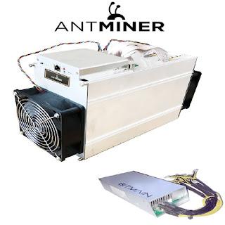 Brand New X3 Antminer on EBAY