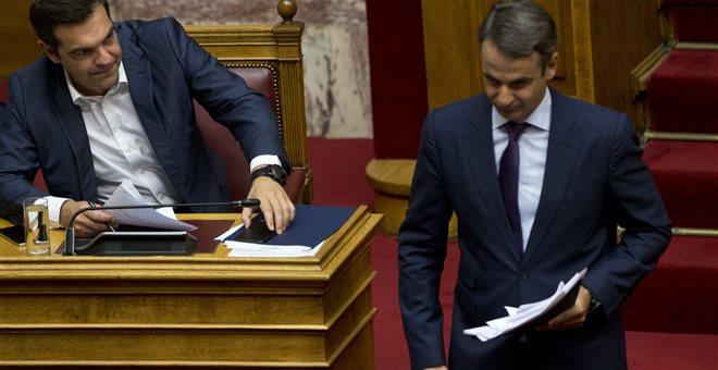 Μητσοτάκης: Το Ελληνικό και οι Σκουριές θα ξεμπλοκάρουν εντός του 2019
