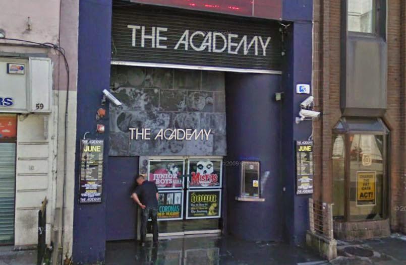 The Academy, Dublin