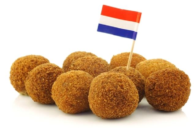 Comidas típicas na Holanda