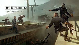 Dishonored 2 pc game wallpapers|screenshots|images