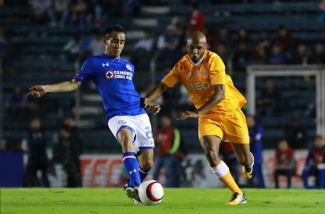 Cruz Azul empató ante el Porto