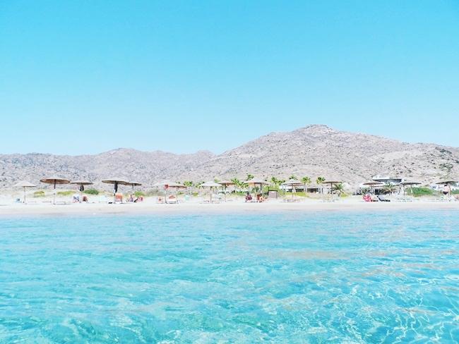 Manganari beach,Ios island