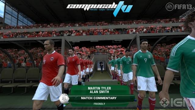 FIFA 13 Xbox 360 Español Region PAL Descargar 2012 DVD9