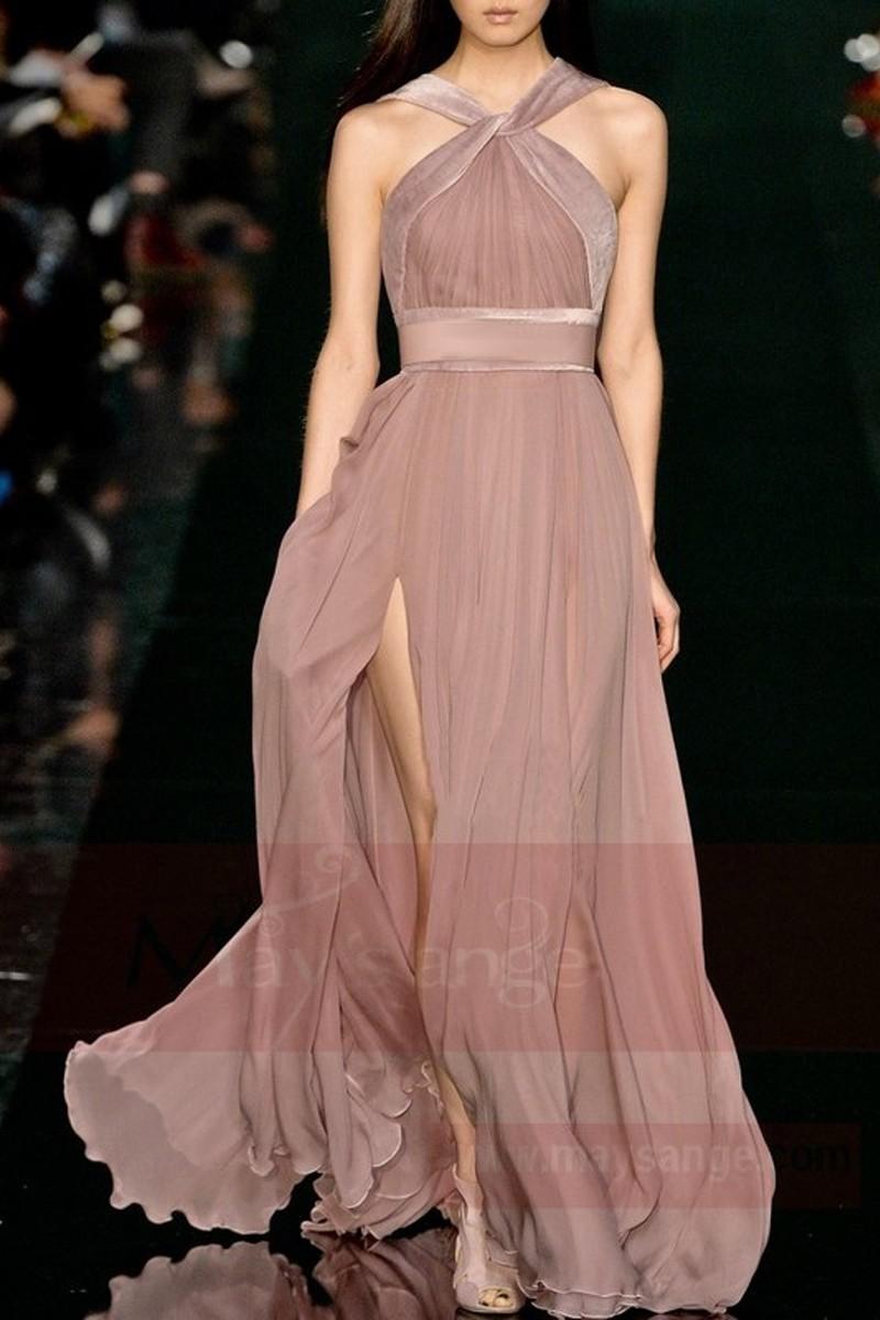 may 39 s ange le blog quelles chaussures choisir avec une robe de bal marron. Black Bedroom Furniture Sets. Home Design Ideas