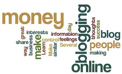 langkah mudah Buat duit dengan blog