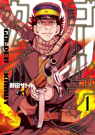 Golden Kamuy [Manga][Capítulos 51/??][Mega][PDF]