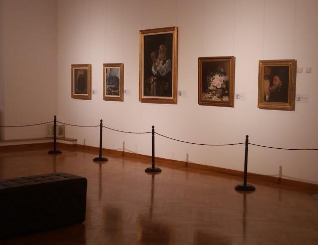 תצוגה במוזיאון האומנות