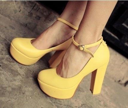 Colección de zapatos