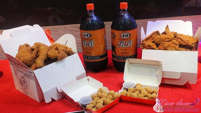 Promosi Ayam Goreng Fiesta Chicken