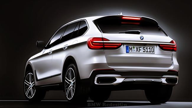2020 BMW X5 G05 Rendering