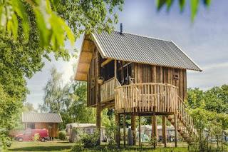 Besonderes Ferienhaus in den Niederlanden