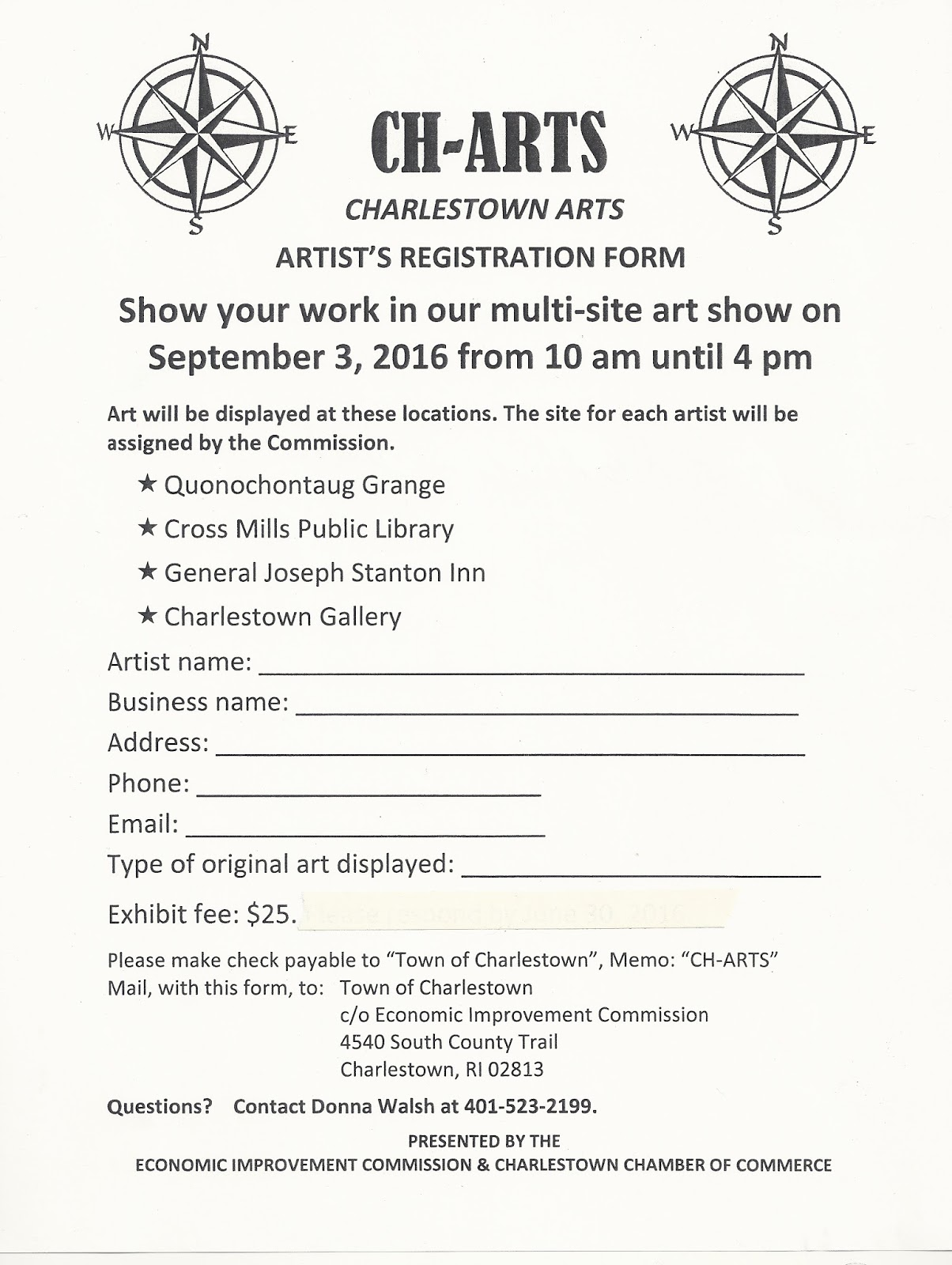 Progressive charlestown june 2016 artists sign up by july 15 nvjuhfo Images