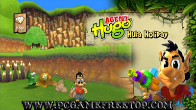 Agent Hugo Game Free Download