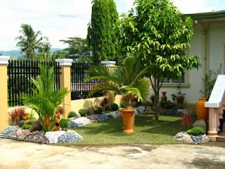 rumah minimalis dengan halaman sempit