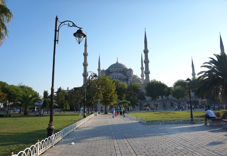 Euriental | Istanbul, Turkey. The Blue Mosque