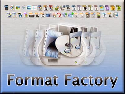 تحميل برنامج  Format Factory للكمبيوتر اخر اصدار  مجانا