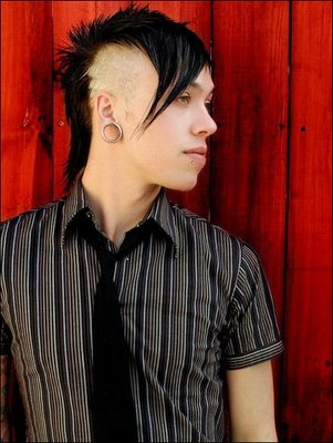 Scene Emo Hairstyles For Boys 2011