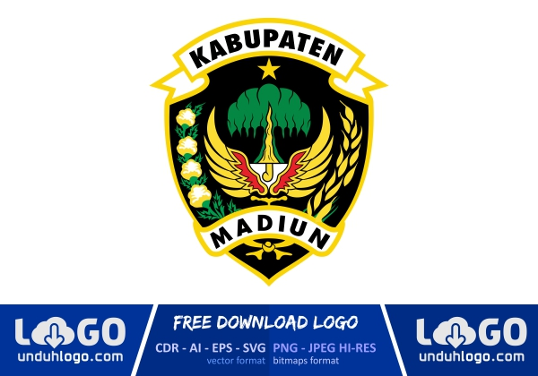Logo Kabupaten Madiun