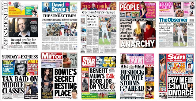 front pages 17-01-16