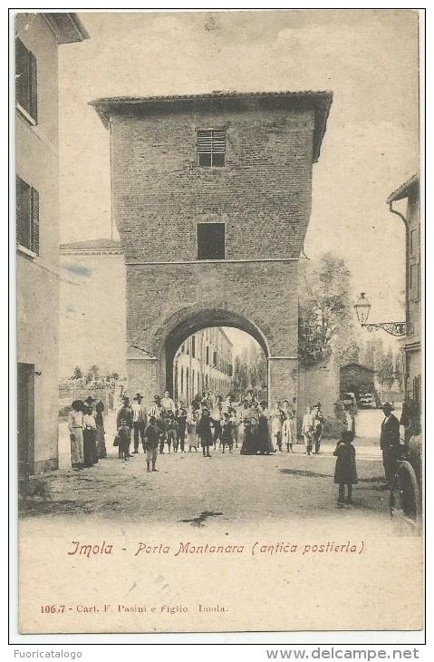 Imola bologna - Porta montanara imola ...