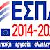 960 εκατ. ευρώ από το ΕΣΠΑ σε επιχειρήσεις. Αίτηση από 6 Φεβρουαρίου