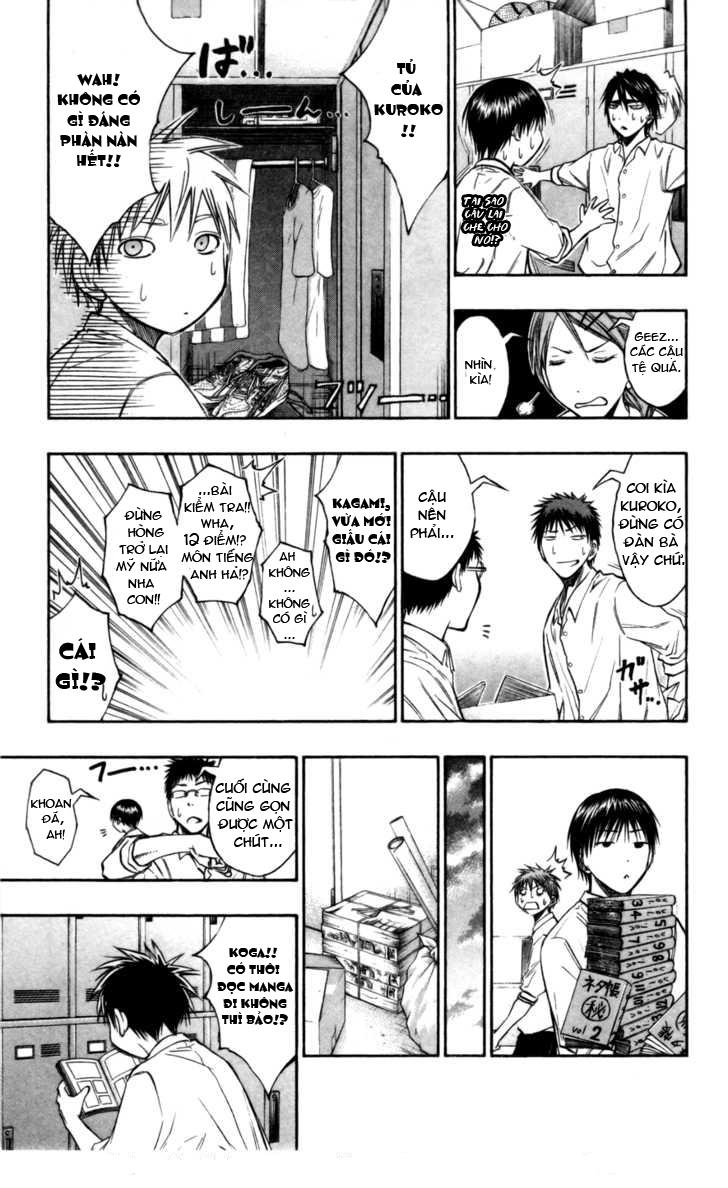 Kuroko No Basket chap 094 trang 11