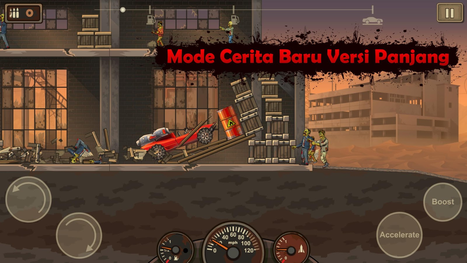 Earn to Die 2 Apk 1.3 Terbaru | BRODROID