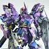 Custom Build: MG 1/100 MSN-04 Sazabi Ver. Ka [Killer Grape]