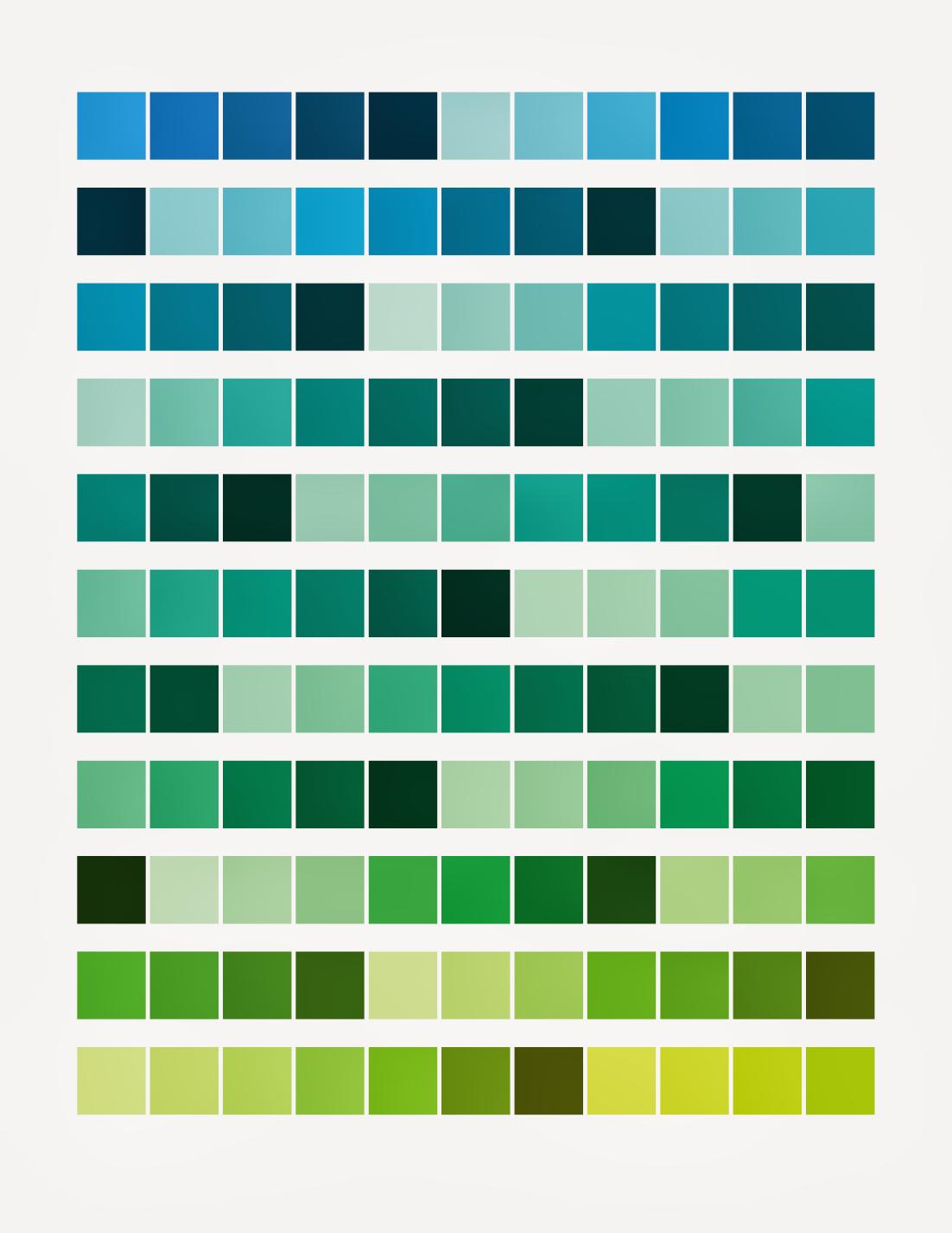 Anima outfit e peperoncino come abbinare il verde - Scale di colore ...