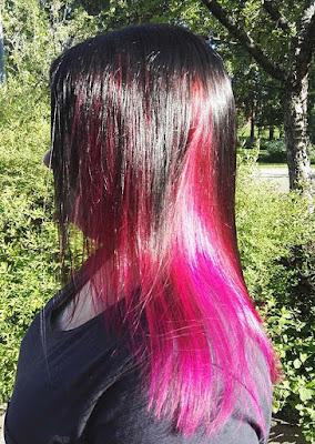 Uusi tukka ja kesäoivallus