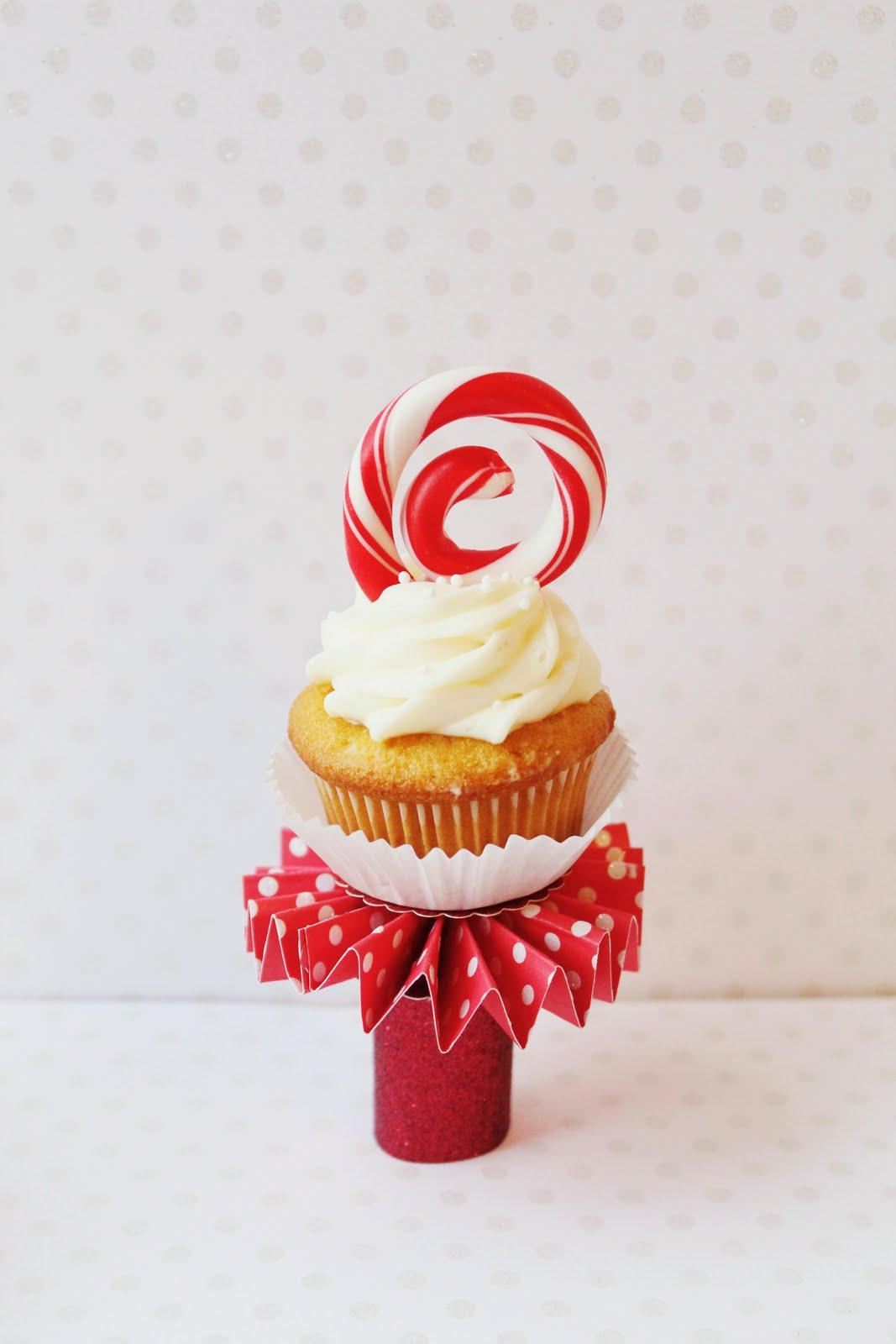 Icing Designs Diy Mini Rosette Cupcake Stands