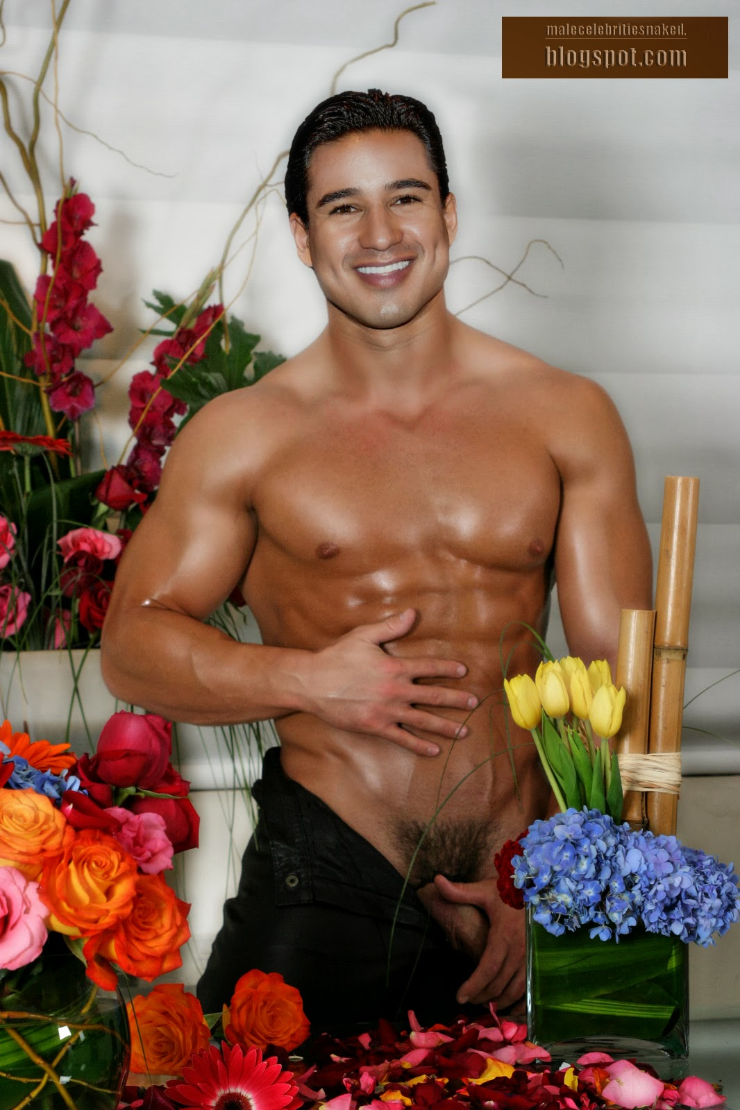 Mario lopez s cock really surprises