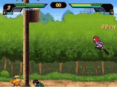 تحميل لعبة Naruto Mugen للحاسوب