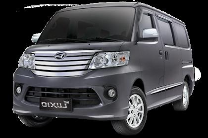 Paket Kredit DP dan Cicilan murah New Luxio Medan Maret 2016